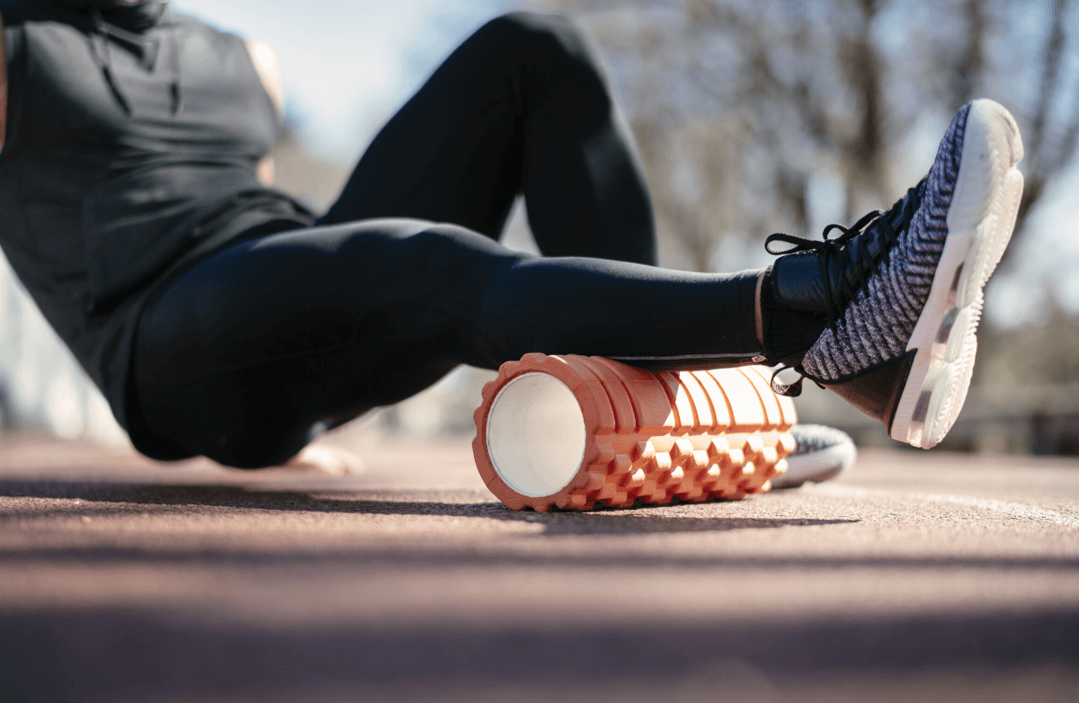 5 Foam-Rolling Moves Your Muscles Will Appreciate