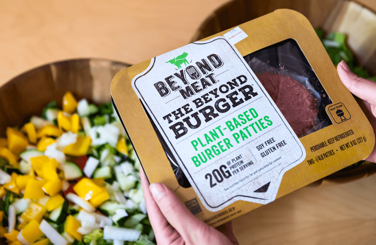 Are Plant-Based Meat Alternatives Actually Good for You?