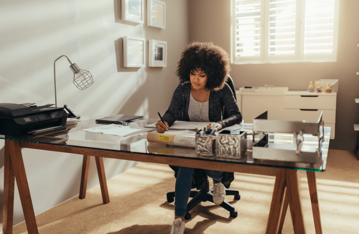 5 Ways to Maximize Productivity When You Work From Home