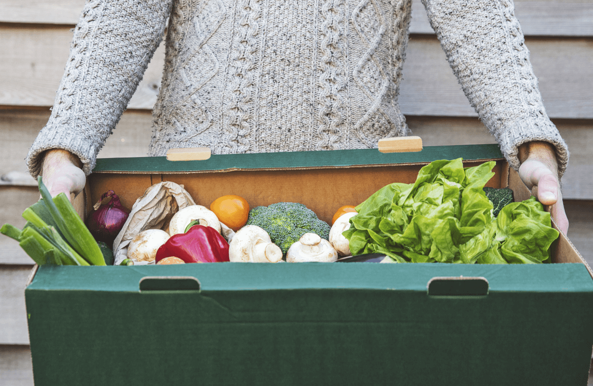 If You Love Fresh, Local Produce, You Must Join a CSA Program