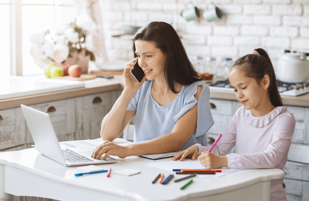 6 Better Ways to Balance Working From Home With Kids