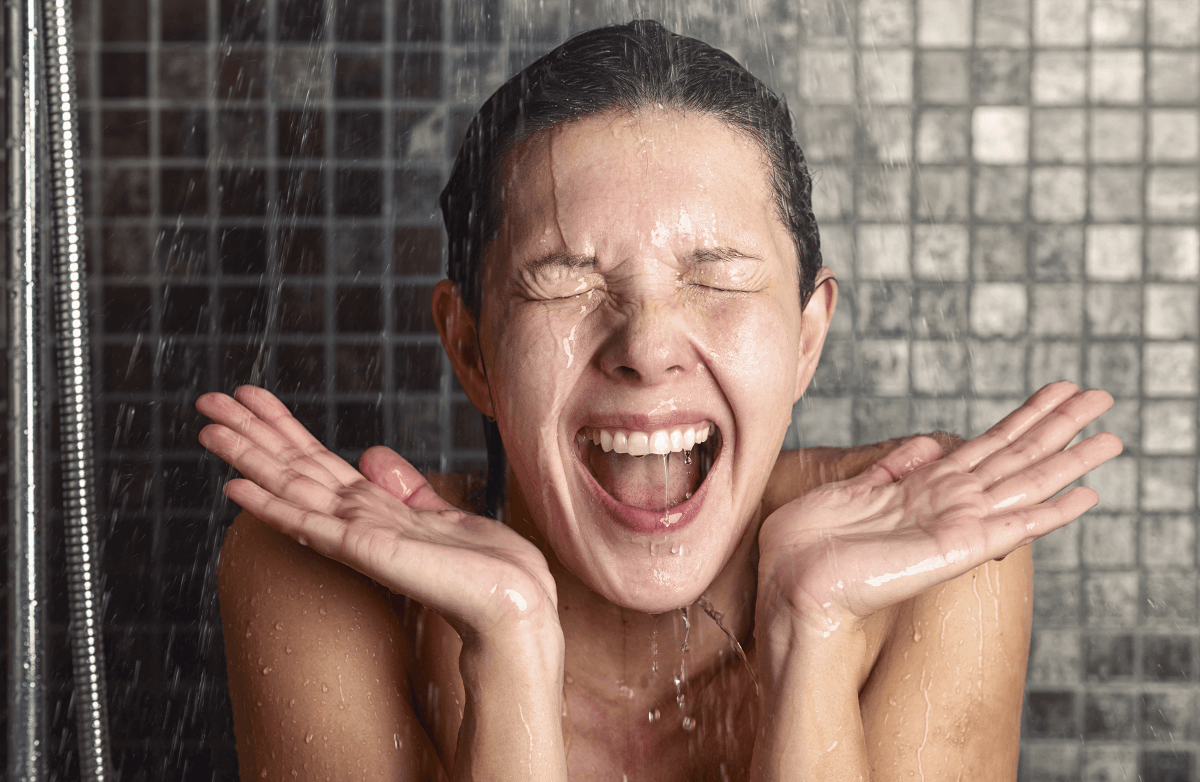 Brr! Why Is Everyone Suddenly Taking Cold Showers?