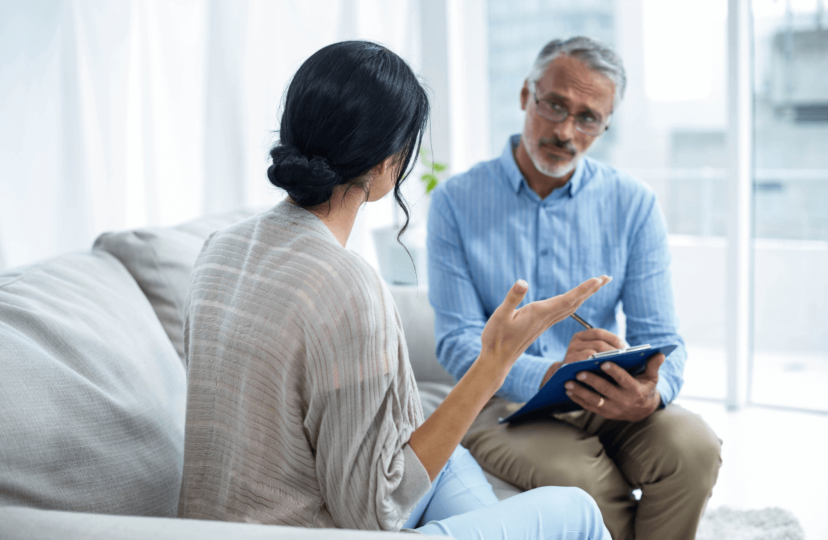 What Kind of Therapist and Type of Therapy Is Right for Me?