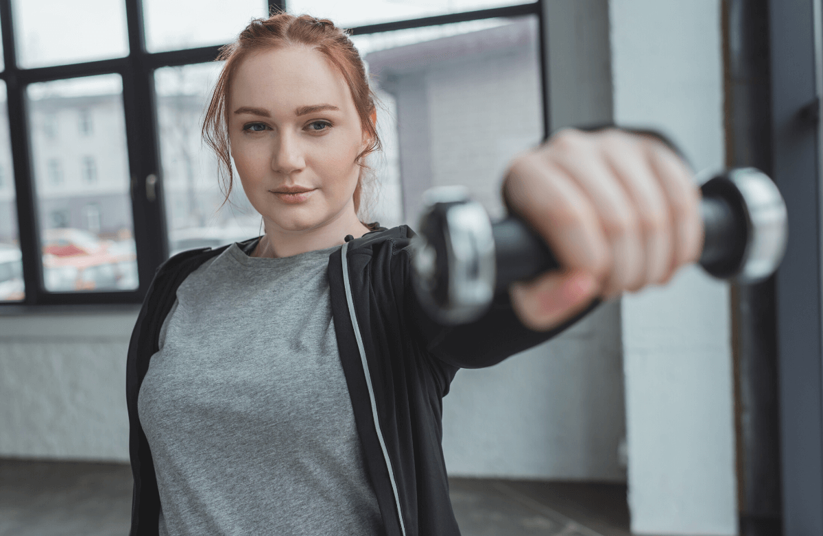 4 Weight-Lifting Excuses Women Should Stop Using