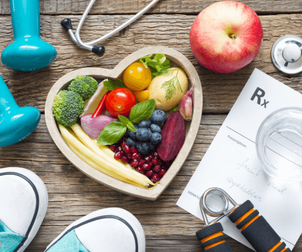 30-Day Healthy Weight Challenge